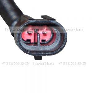 Датчик уровня топлива 380л 610мм арт. DZ93189553105. Новые запчасти для китайских большегрузов SHACMAN со склада в Новосибирске. Оптом и в розницу.