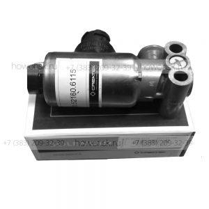 Клапан электромагнитный Createk арт. CK-DZ9100716009 для китайских большегрузов Shacman оптом и в розницу.