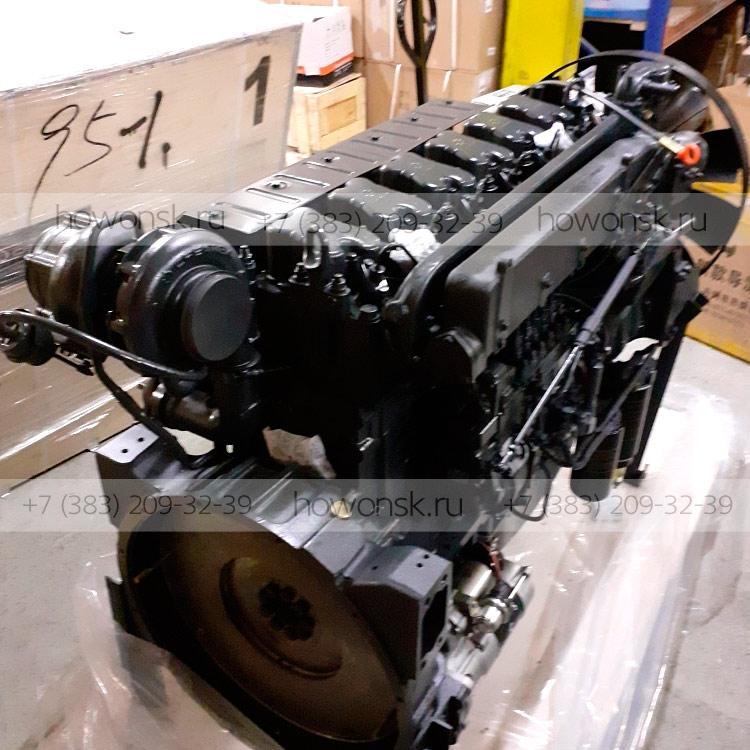 Двигатель CREATEK WD615 Евро 2